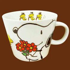 SNOOPY & WOODSTOCK~♡♥♡♥♡♥ mug