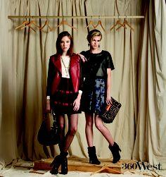 Fall Fashion 2013: Leather, camo, plaid 360 West Magazine, Sept 2013 #fallfashion