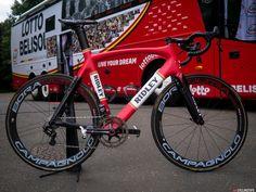 Ridley NOAH.Lotto Belisol-bike .
