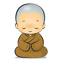 Little Monk Miao Miao ch new by Miaomiao Baby Buddha, Little Buddha, Buddha Doodle, Buddha Art, Cute Girl Drawing, Baby Drawing, Pathfinder Monk, Images Emoji, Small Buddha Statue