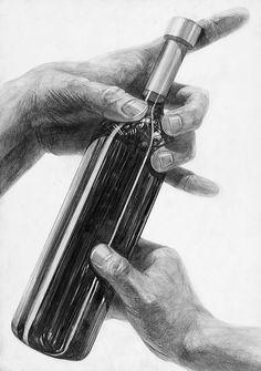 鉛筆デッサン解答例03|多摩美術大学 生産デザイン学科プロダクトデザイン専攻