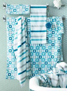 Ikea bathroom textiles