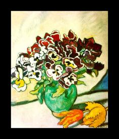 Louis Valtat (8 August 1869, Dieppe, Seine-Maritime – 1952) was a French painter associated with the Fauves.