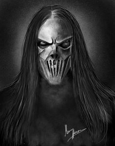 Mick Thompson- Slipknot deviantART by devilicious pink