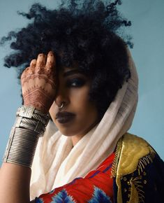 Natural hairstyles - SHOP LOVE: FOREIGN COLLECTIONS http://www.shorthaircutsforblackwomen.com/hair-steamers-for-natural-hair/