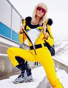 Ski et snowboard pas cher Fashion 2017, Fashion Brands, Fashion Dresses, Womens Fashion, Winter Suit, Winter Wear, Snow Fashion, Winter Fashion, Best Parka