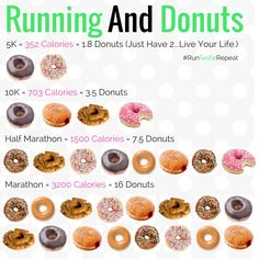 Donuts and Running