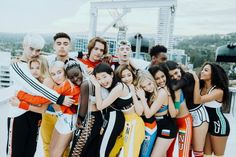só fotos do grupo musical Now United # Romance # amreading # books # wattpad Spice Girls, American Idol, Love Now, My Love, The Fosters, Bailey May, Wide Awake, Pop Group, Best Part Of Me