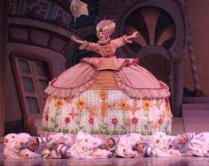 The Nashville Ballet presents The Nutcracker every winter season
