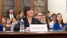 """Sandra Fluke's essay on CNN: """"Attacking me and women who use contraception by calling us prostitutes and worse cannot silence us."""""""