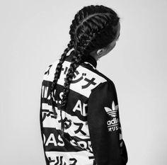 jacket adidas asian letters black and white hairstyles hair/makeup inspo top chinese japanese unisex symbols asiatic adidas varsity jacket adidas sweater black jacket
