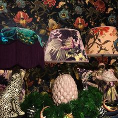 Wild lighting solutions from the House of Hackney zoo on Shoreditch High St. Visit our store at: House of Hackney 131 Shoreditch High Street London E1 6JE +44(0)207 739 3901 Monday to Saturday - 10am to 7pm Sunday - 11am to 5pm