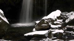 Waterfalls in the Great Smoky Mountains National Park