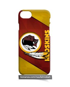 Washington Redskins Design #1 iPhone 5 5s 5c 6 6s 7 8 + Plus X Case Cover