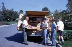 A misty memory growing up in the Los Angeles area, the Helms Bakery deliveryman truck By then Helms delivery trucks were soon to disappear.and so was Helms Bakery. California History, Southern California, Vintage California, San Gabriel Valley, Canoga Park, West Covina, San Fernando Valley, Los Angeles Area, High Resolution Photos