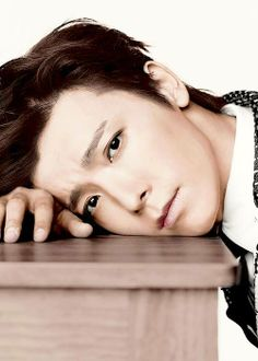 Lee DongHae! This just wants to make me cry.