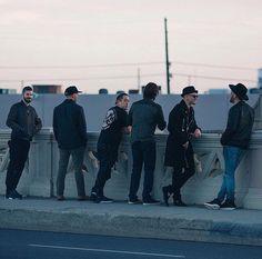 Photo shoot & new video ready for Linkin Park #LinkinPark2017