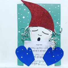 Jingle Bells, Art School, Kiwi, Art For Kids, Snoopy, Fictional Characters, Art For Toddlers, Art Kids, Fantasy Characters