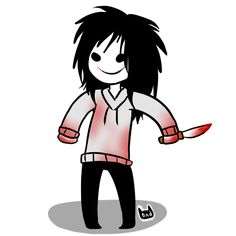 Chibi Jeff The Killer Doll by Blazexdx.deviantart.com on @deviantART