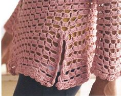 Facebook: Crochetemoda