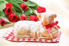 Osterlamm - so backen Sie den Klassiker für das Osterfest!