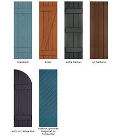 Exterior House Shutter Styles Home Ideas Cottage Style Shutters Toronto Window Interior