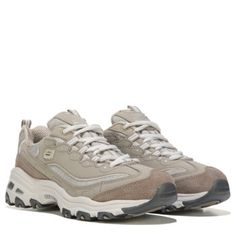 9bd99a36b5d3 Skechers Women s D Lites Me Time Memory Foam Sneaker at Famous Footwear  Sketchers Shoes