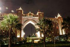 Atlantis, The Palm #UAE #Dubai #Emirates #Hotel #ThePalm