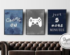 Boys Bedroom Ideas 8 Year Old, Boys Bedroom Decor, Boy Decor, Geek Decor, Video Game Party, Video Game Rooms, Video Game Bedroom, Boys Game Room, Boy Room