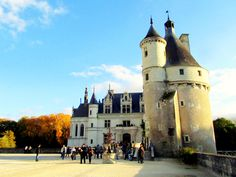 Chenoise- Francia-The Loire Valley Castles – Where To Go and What You Should Know