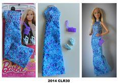 2014 Barbie Complete Look Fashion Packs Barbie I, Barbie Clothes, Barbie Outfits, Look Fashion, Fashion 2014, Fashion Outfits, Beautiful Barbie Dolls, Prom Dresses, Formal Dresses