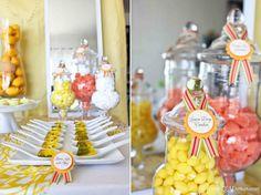 Enchanted Events & Design: Citrus Vendor Challenge