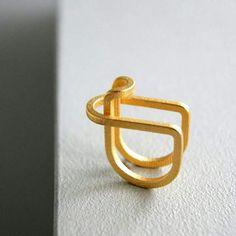 OLA Jewelry Balanced Collection. Ring I :: www.olajewelry.com