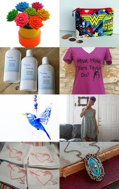 Moms Rule! Mother's Day Gift Ideas from Austin Craft Riot by Austin Craft Riot on Etsy--Pinned with TreasuryPin.com