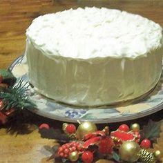 White Chocolate Cake - Allrecipes.com