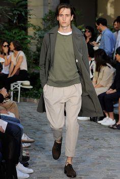 Officine Generale Spring 2016 Menswear Collection Photos - Vogue