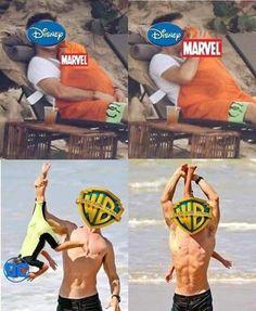 Oh gosh - Marvel - Humor bilder Marvel Jokes, Funny Marvel Memes, Dc Memes, Avengers Memes, Marvel Vs, Marvel Dc Comics, Funny Comics, True Memes, Really Funny Memes