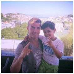 Cristiano Ronaldo – Portugal | 24 Ridiculously Hot Soccer Dads That Will Make Your Uterus Explode