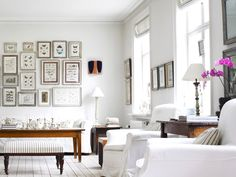 white interior design - Szukaj w Google