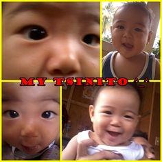 Our Lil Tsinito... ^_^