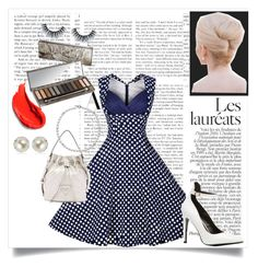 """""""Classic vintage."""" by dannlee on Polyvore"""