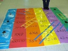 Do You Need an Idea for Family Math Night? | Teacher Blog Spot