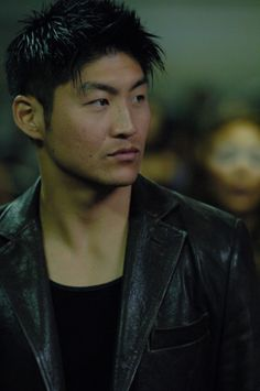LENNOX: Brian Tee is a chinese actor that starred in the movie fast and the furious Tokyo drift. i chose him to be lennox .
