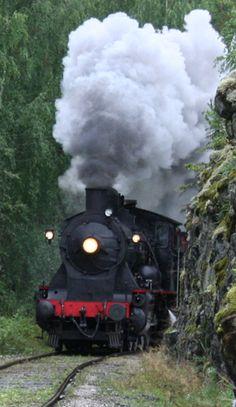 Steam Locomotive, Museum, Train, Culture, Vehicles, Art, Art Background, Cars, Kunst