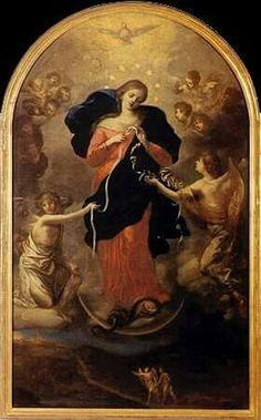 La Virgen que desata nudos