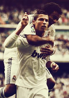 Marcelo and CR