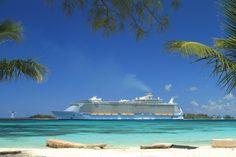 Allure of the Seas in Nassau