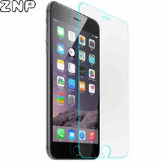 Premium Real Tempered Glass For iPhone 6s 9H 2.5D 0.26mm For iPhone4/4s/5/5s/6s/6s plus