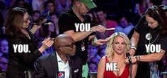 Britney Spears Featuring Lady Gaga Post   BreatheHeavy.com