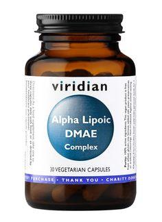 Viridian Alpha Lipoic DMAE Complex